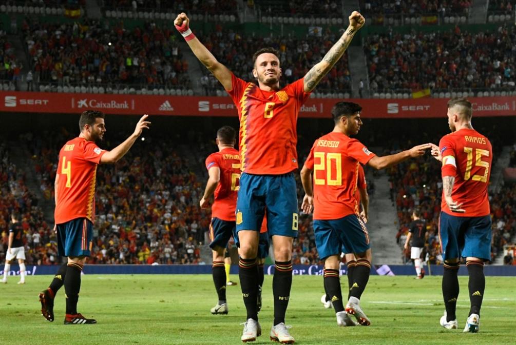 إسبانيا «تسحق» وصيف كأس العالم
