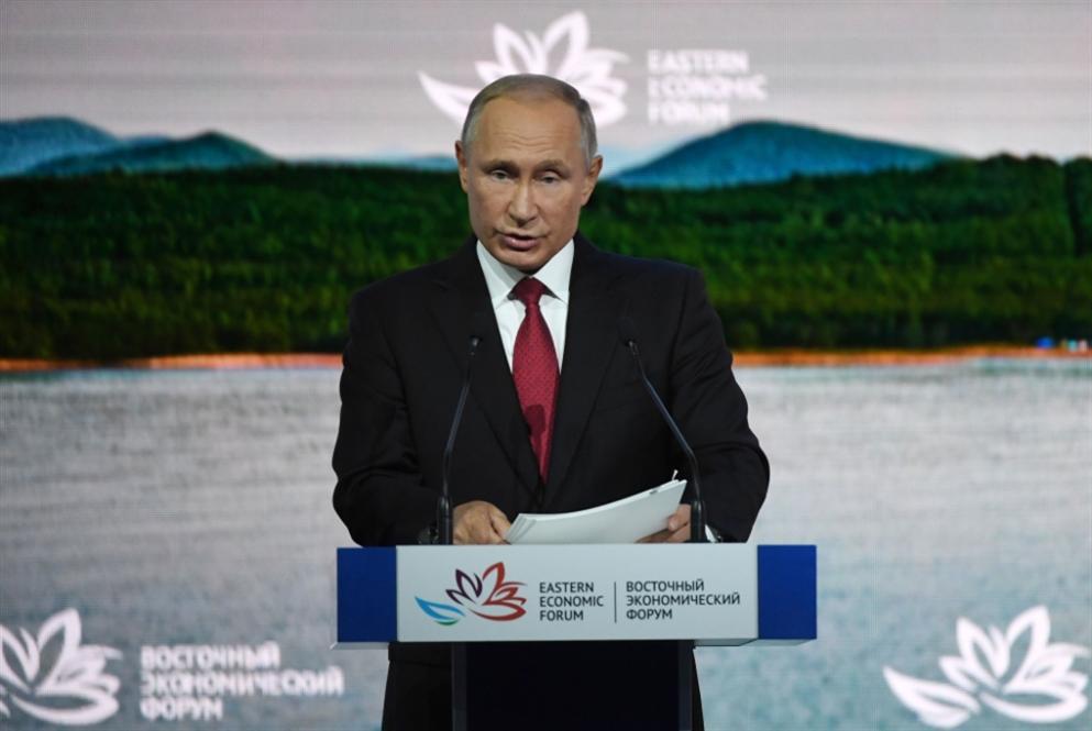 بوتين: سلام مع اليابان «بلا شروط»؟