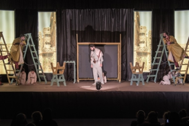 بين صور والنبطية: عاشوراء على المسرح