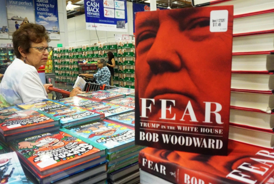 «خوف» دونالد ترامب: مبيعات «جنونية»