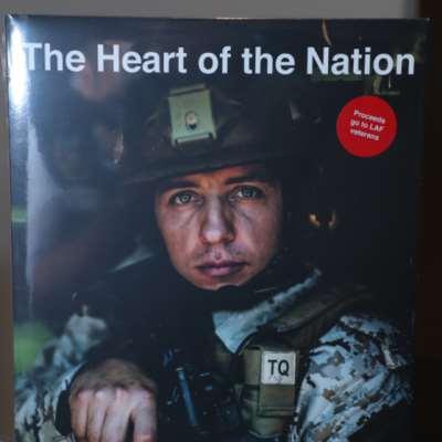 «قلب الوطن»... «عوده» يقدم الجيش بصور جديدة