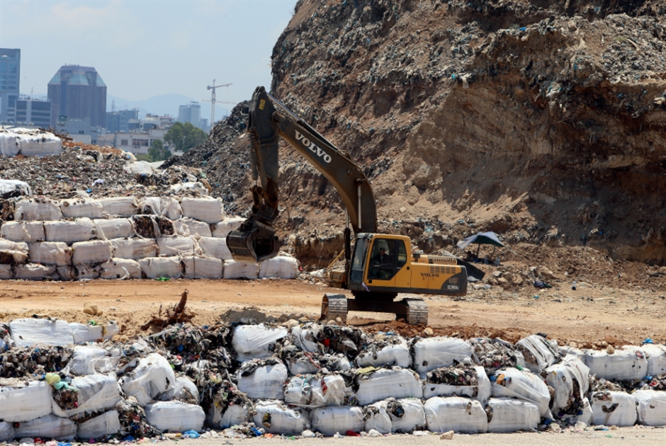 بلدية بيروت: بالحرق جئناكم!