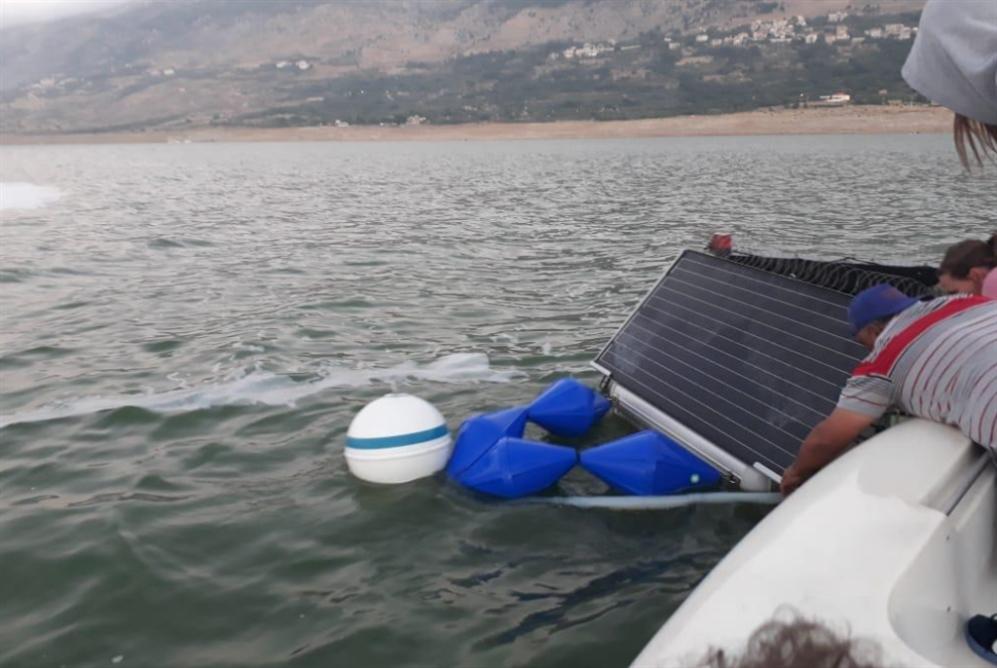 بحيرة القرعون: تنظيف جزئي لا يعالج التلوّث