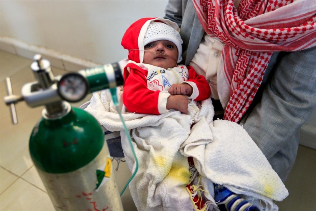 «المجاعة تتهدد خمسة ملايين طفل»
