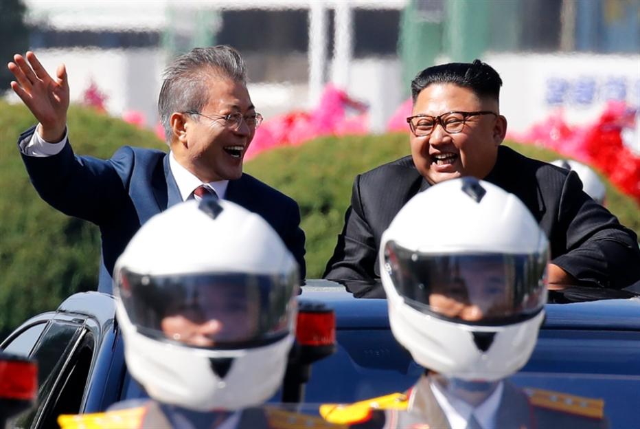 قمة «الكوريتين»: حفاوة تنتظر النتائج