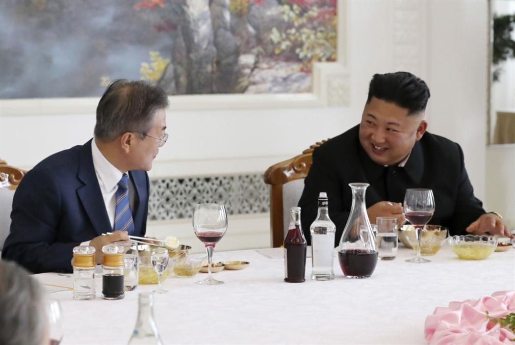 «إعلان بيونغ يانغ المشترك» ينهي الحرب الكورية