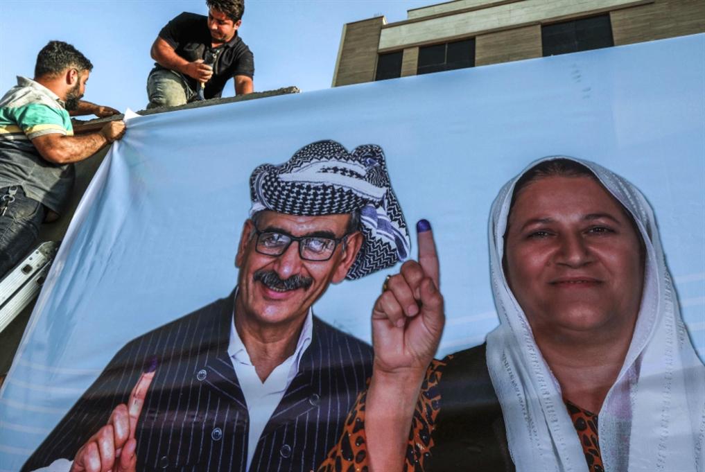 العراق | «التسوية» تنتظر الخطوة التالية: برهم صالح أقرب لرئاسة الجمهورية