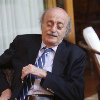 جنبلاط: لا أمانع زيارة وزرائي لسوريا