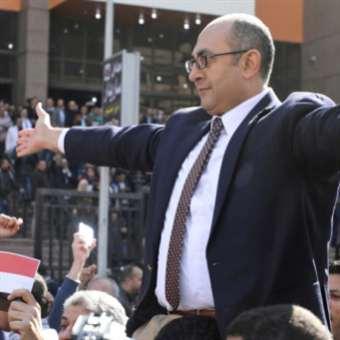 مصر   طريق علي إلى الرئاسة مسدود... والإفراج عن نجلي مبارك وهيكل