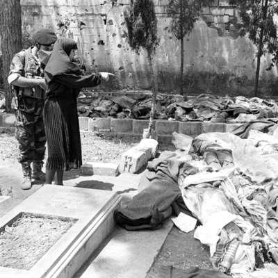 هكذا خطّط بشير الجميّل مع إسرائيل لإبادة شعب فلسطين [1]