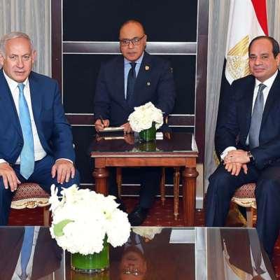السيسي يعرض استضافة مفاوضات «صفقة القرن»