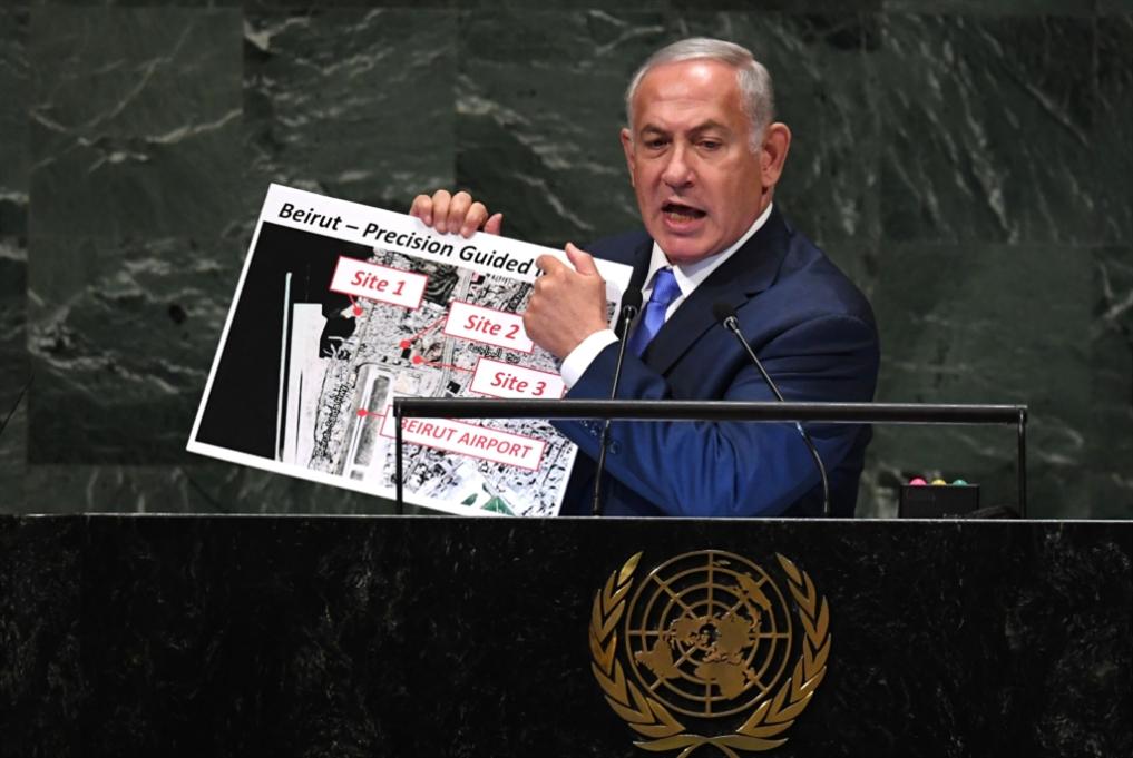 فصل جديد من مسرحية نتنياهو: سنضرب إيران في لبنان والعراق
