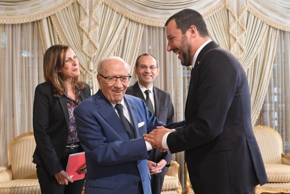 سالفيني في تونس: الخطاب الأمني يكشف «النفاق الأوروبي»