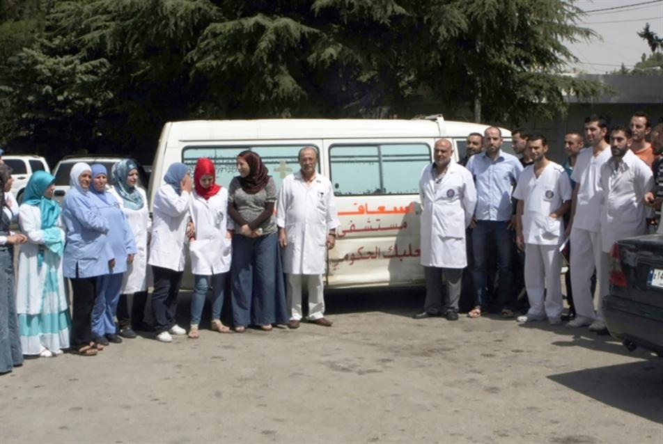 مستشفى بعلبك الحكومي: «نشّ» وخلل هندسي وأزمات مزمنة