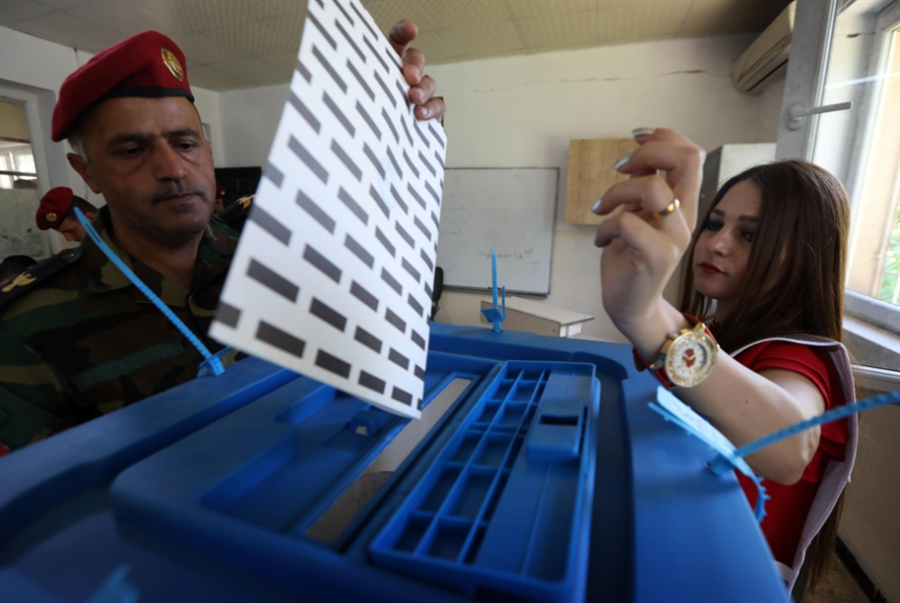 اليوم الأول من انتخابات «كردستان»: إقبال كثيف لا يعزّز آمال المعارضة