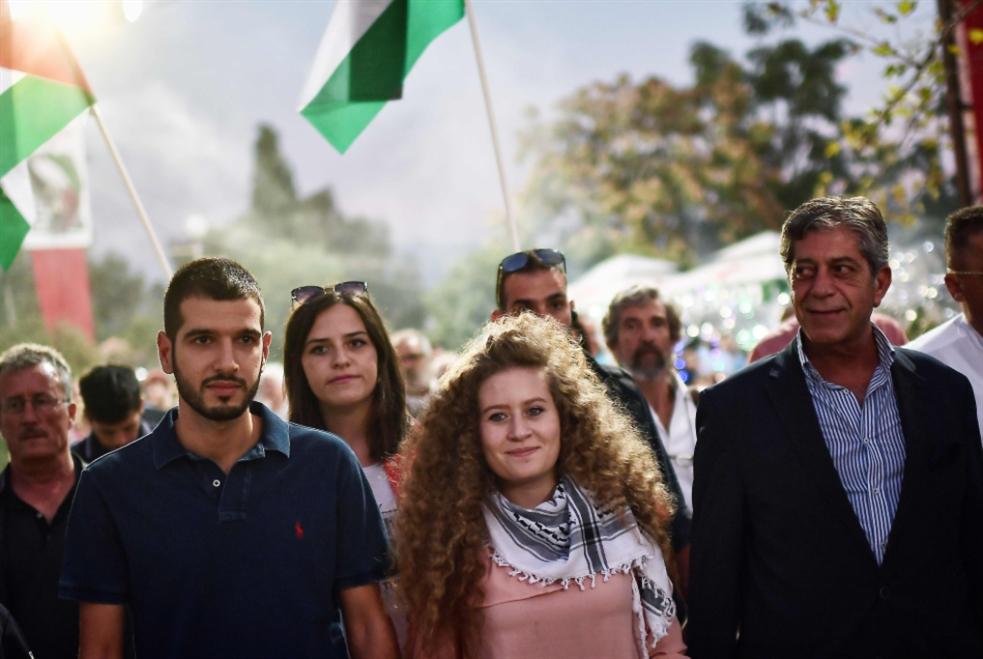 «ريال مدريد» يحتفي بعهد التميمي وإسرائيل غاضبة!