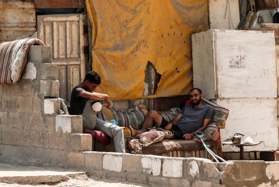 الخطوة الثالثة في «صفقة القرن»: توطين اللاجئين في مصر والأردن