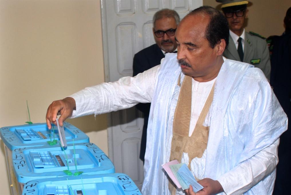 انتخابات موريتانيا: الحزب الحاكم و«الإسلاميون» يتقدمان