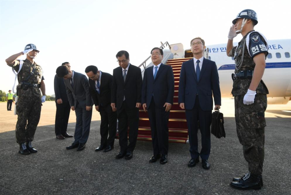 مباحثات جديدة بين الكوريتين تحضيراً لقمة جديدة