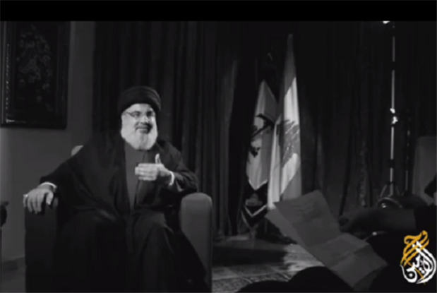 السيد نصر الله يفتح قلبه للشباب ويتحدث عن... هادي