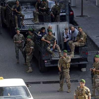 لبنان: عين على دمشق وعين   على إدلب