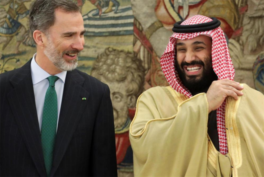 الصفقة الإسبانية المُلغاة: نقطة في بحر السلاح للسعودية!