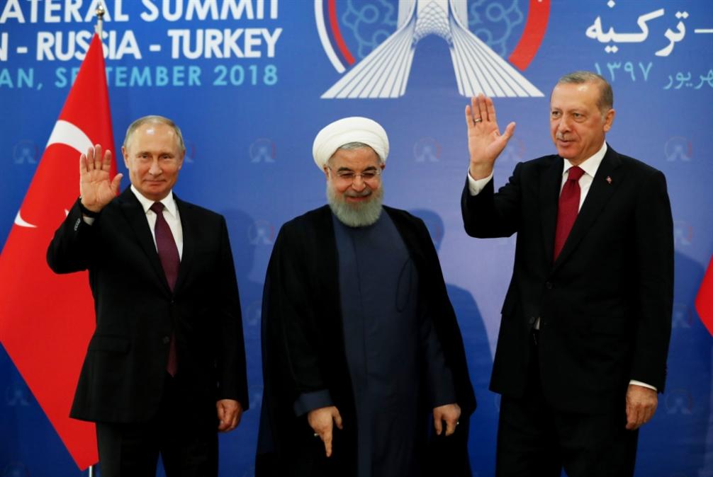 قمة طهران: فرصة أخيرة لـ«المصالحات» قبل معركة إدلب