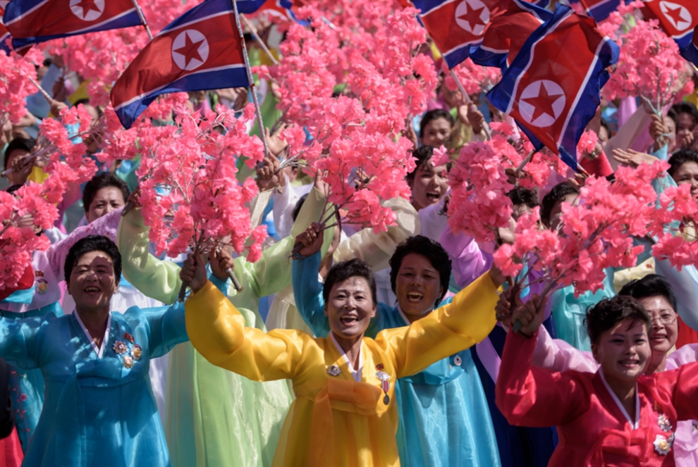 كوريا الشمالية تحيي ذكرى تأسيسها... بلا صواريخ