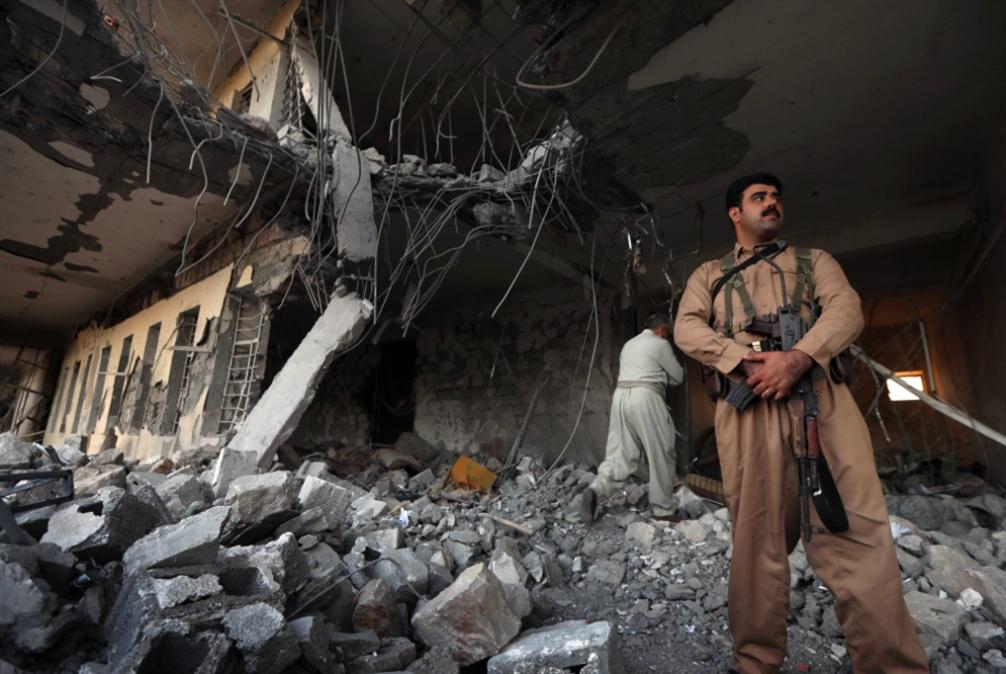 الحرس الثوري يستهدف «متمردين» أكراداً