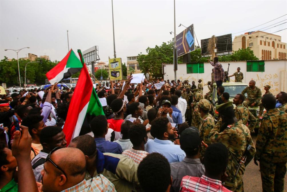 امرأة رئيسةً للقضاء لأول مرة في السودان
