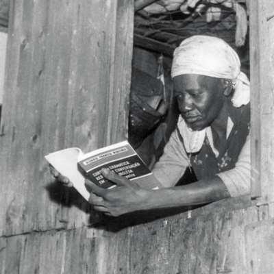 يوميات «طفلة العتمة»