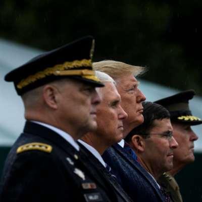 ترامب يهدّد: استبعادي يعني الحرب
