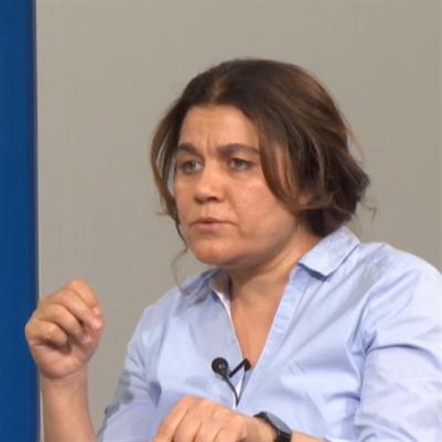 فوزة يوسف: أميركا أعطت الضوء الأخضر للهجوم التركي