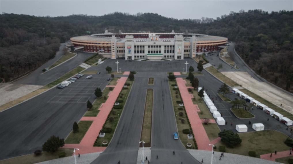 صورة كرة القدم تجمع الكوريتين... مباراة «سريّة» في بيونغ يانغ