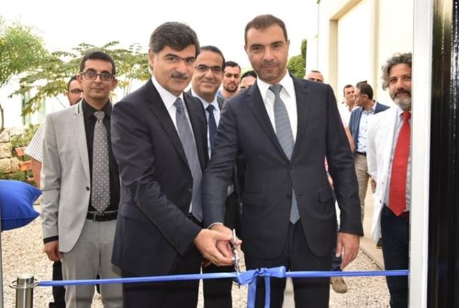 تحديث مركز نظم المعلومات الجغرافية في «البلمند»