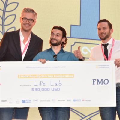 جوائز بمئات آلاف الدولارات من Changemaker Festival