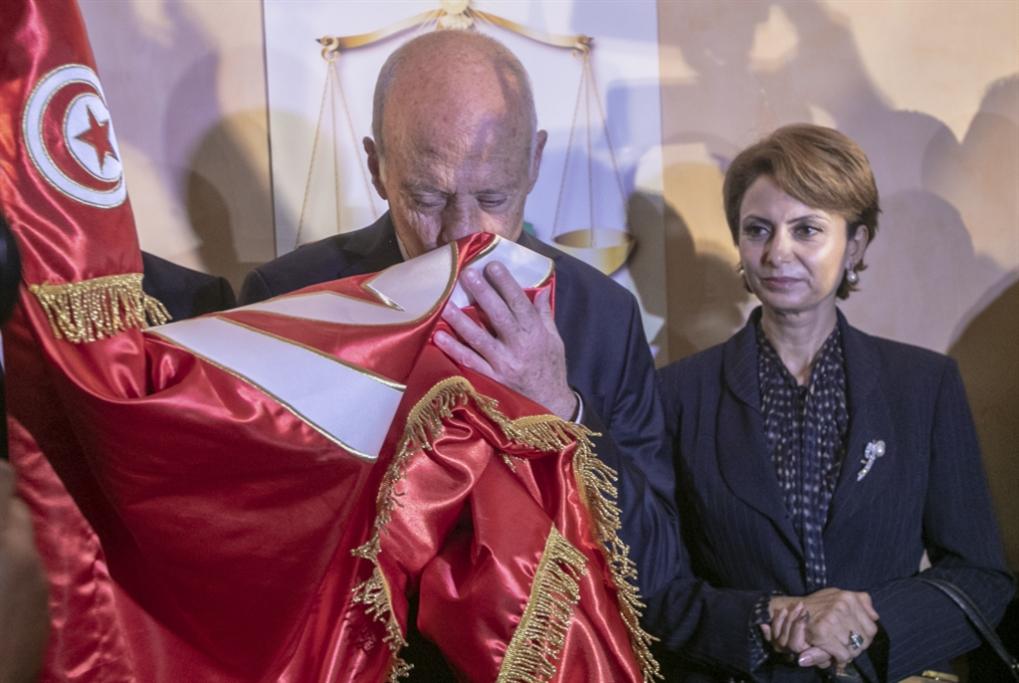 من «الهامش» إلى الرئاسة: كيف صعد  قيس سعيّد؟