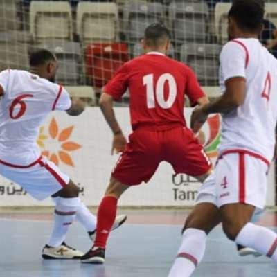 لبنان يضرب بالعشرة في بداية مشوار التصفيات