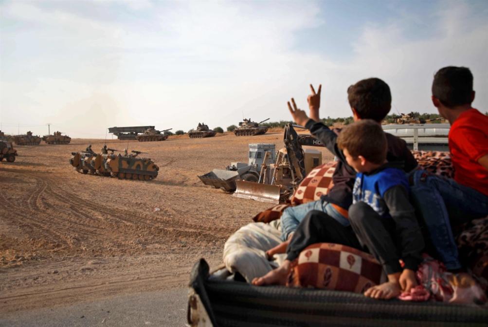 الكرد والعرب في الجزيرة السوراقية