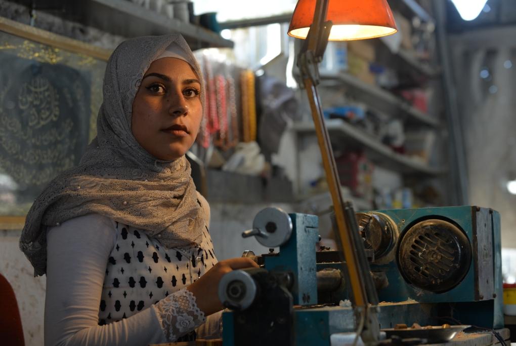 هبة صالح: الحرفيّة الجرّاحة!