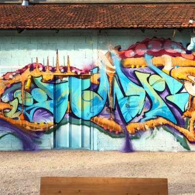 الجيعتاوي أيضاً تحبّ الغرافيتي