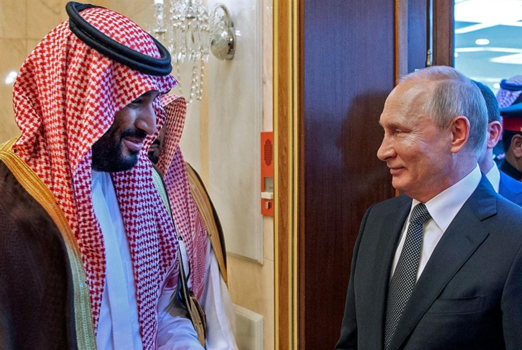 التودّد السعودي إلى روسيا: جانب «الحليف   التاريخي» غير مأمون