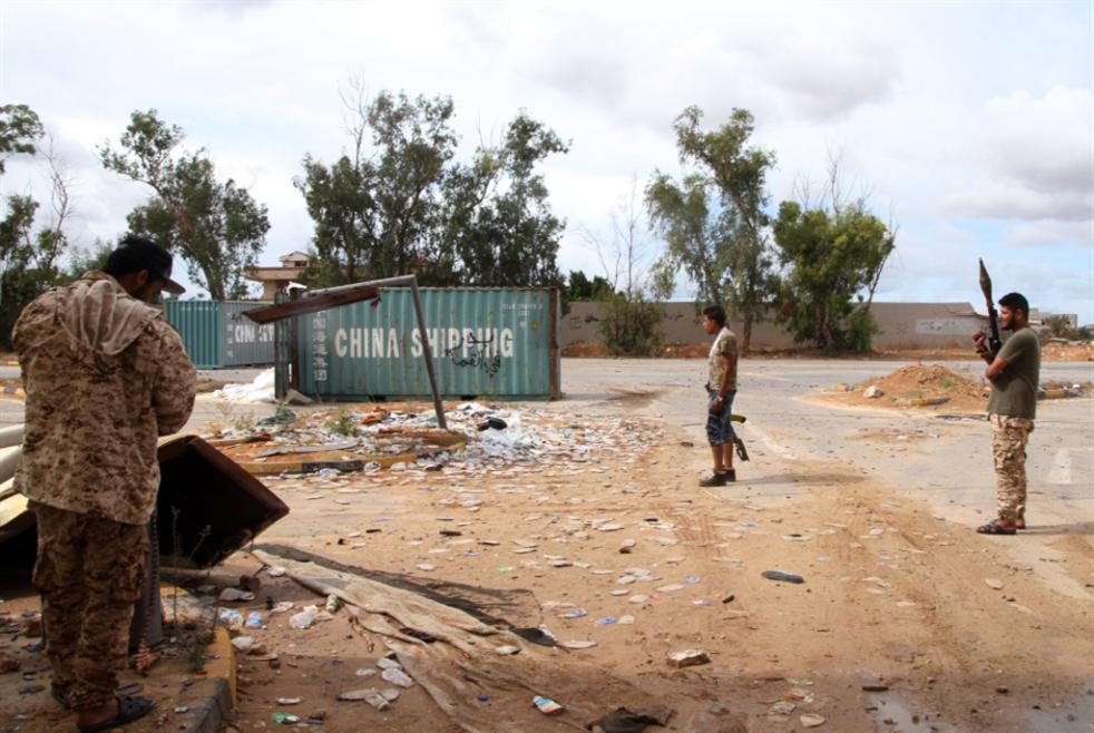 ليبيا | مسودّة اتفاق برعاية إيطالية لحلّ «أزمة مرزق»