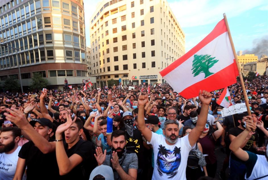 بيروت «تحت» صفيح ساخن