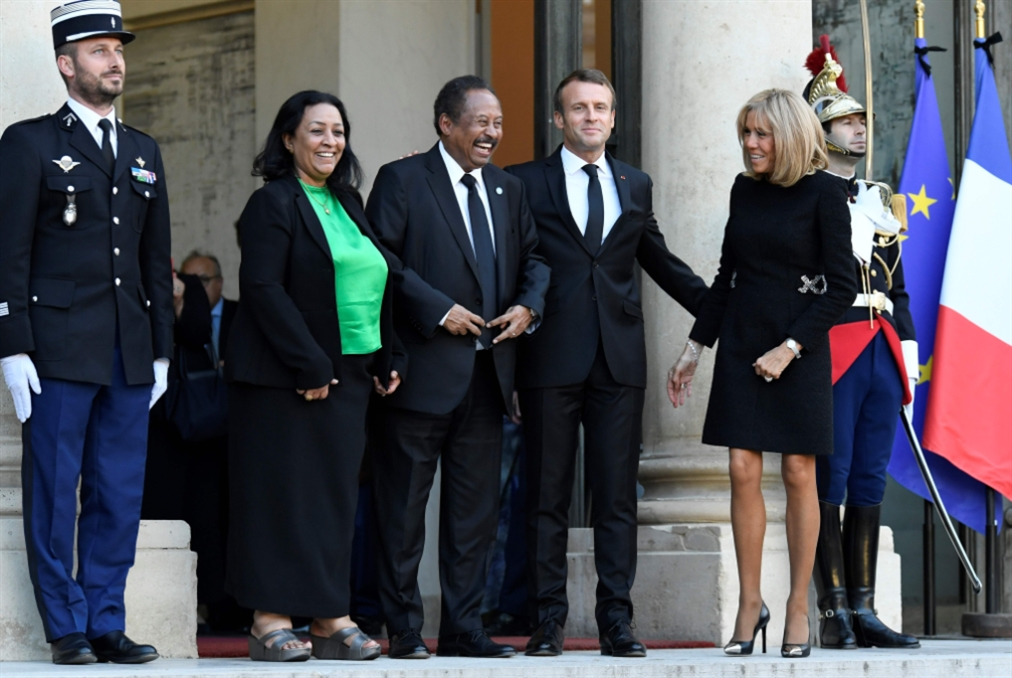 حماسة فرنسية لـ«إنقاذ» السودان