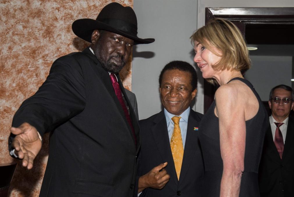 وفد من مجلس الأمن في جوبا: توصيات بلا حلول