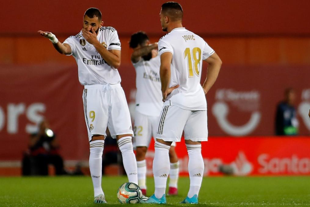 موسم «متخبّط» لريال مدريد