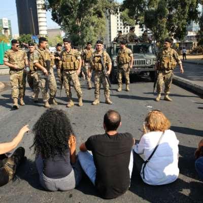 «ملامح نقمة» شعبية: القوات تقطع أوصال «مناطقنا»