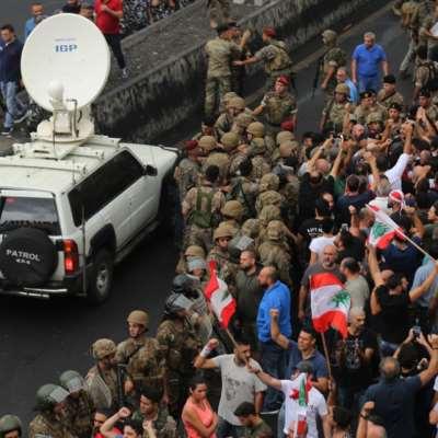 الإعلام في التظاهرات: صوت الذين لهم صوت