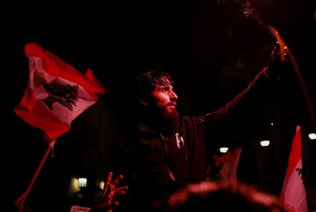 إنها ليست ثورة في لبنان ولكن...